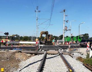 Remont linii kolejowej 292 na odcinku Jelcz Miłoszyce – Wrocław Sołtysowice 492553
