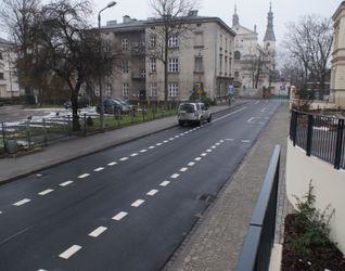 [Kraków] Ulica Strzelecka 500233