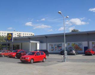 """[Wrocław] Supermarket """"Lidl"""", ul. Bystrzycka/Balonowa 7177"""