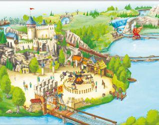 """[Grodzisk Mazowiecki] Park Rozrywki """"Adventure World Warsaw"""" 34650"""