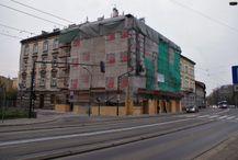 [Kraków] Remont Kamienicy, ul. Grzegórzecka 33