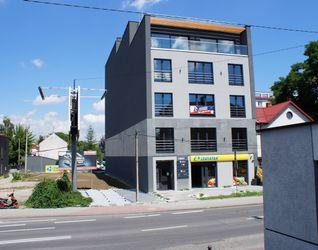[Kraków] Budynek Usługowo - Mieszkalny, ul. Dobrego Pasterza 13 344411