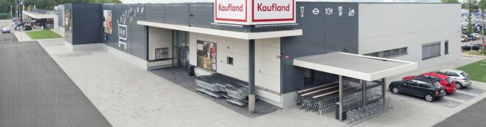 """[Wrocław] Market """"Kaufland"""", ul. Długosza/Czajkowskiego 392283"""