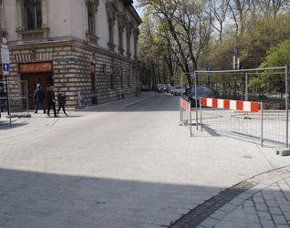 [Kraków] Ulica Sławkowska (przebudowa) 421211