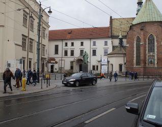 [Kraków] Pomnik Józefa Dietla 458587