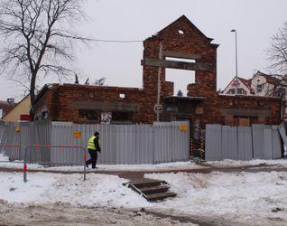 [Kraków] Rozbiórka, al. Pokoju 30 506203