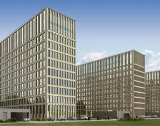 """[Kraków] Kompleks biurowy """"O3 Business Campus"""" 104284"""