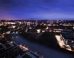 "[Wrocław] Apartamentowce ""Angel River"" 322140"
