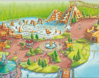 """[Grodzisk Mazowiecki] Park Rozrywki """"Adventure World Warsaw"""" 34652"""