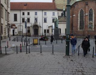 [Kraków] Pomnik Józefa Dietla 458588