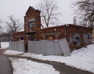 [Kraków] Rozbiórka, al. Pokoju 30 506204