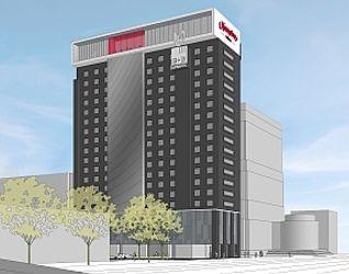 """[Warszawa] Hotel """"Hampton by Hilton Warsaw City Centre"""" 62812"""