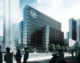 "[Warszawa] Kompleks biurowy ""Mennica Legacy Tower"" 20829"