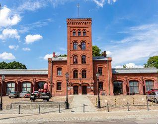 [Łódź] Budynek Straży Pożarnej - Księży Młyn 438621