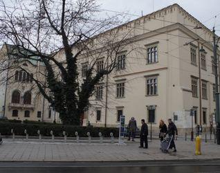 [Kraków] Remont Magistratu, plac Wszystkich Świętych 3 458589