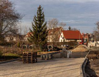 Budowa ulicy Cieszyńskiej 459101