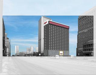 """[Warszawa] Hotel """"Hampton by Hilton Warsaw City Centre"""" 62813"""