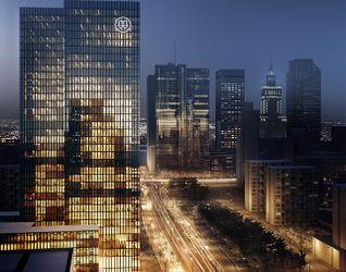 "[Warszawa] Kompleks biurowy ""Mennica Legacy Tower"" 20830"