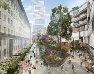 "[Warszawa] Kompleks ""Centralna Park"" 180063"