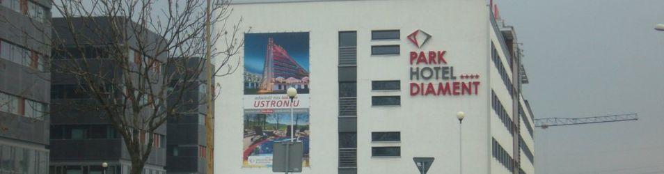 "[Wrocław] Hotel ""Park Hotel Diament"" 36703"