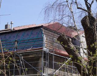 [Kraków] Remont Willi, al. Daszyńskiego 17 419679