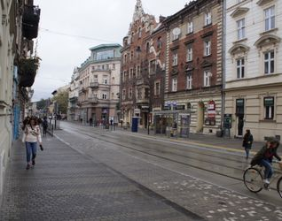 [Kraków] Ulica Karmelicka  447071