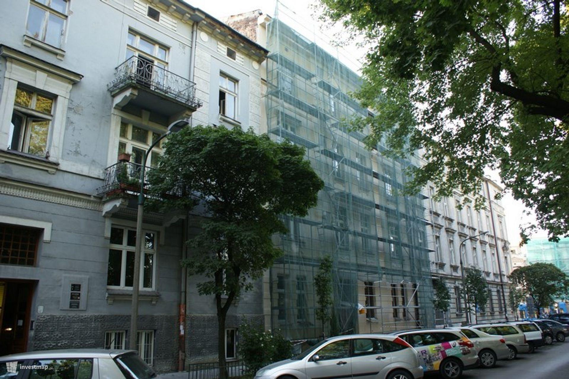 Renowacja Elewacji, ul. Zygmunta Augusta 3