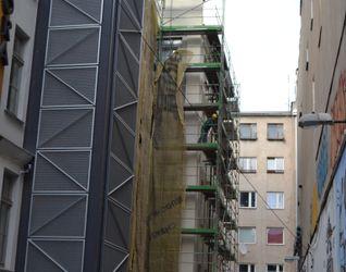 [Wrocław] Remont kamienicy, Ruska 46a 232032