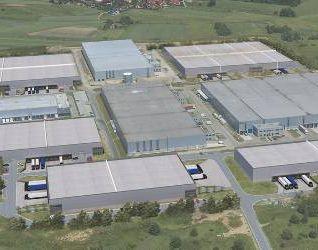 """[Kraków] Centrum logistyczne """"Kraków Airport Logistics Centre"""" 241248"""