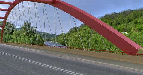 [Sucha Beskidzka] Most 26209