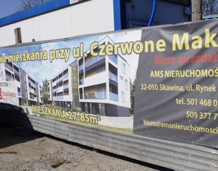 [Kraków] Budynek Mieszkalny, ul. Czerwone Maki 471137