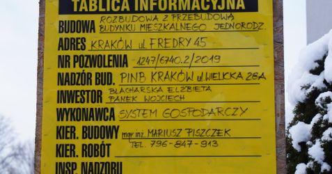 [Kraków] Fredry 45 503905