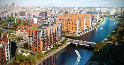 """[Gdańsk] Apartamentowiec """"Dwie Motławy"""" 406370"""