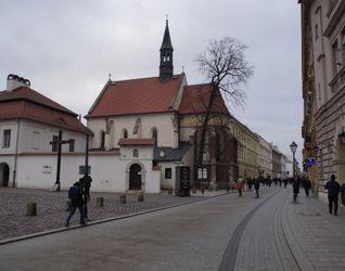 [Kraków] Remont Kościoła, ul. Grodzka 67 460642