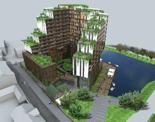 "[Bydgoszcz] Apartamentowiec ""Marina Riverside"" 19299"