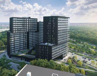 """[Poznań] Wieżowiec """"Atal Warta Towers"""" 445027"""