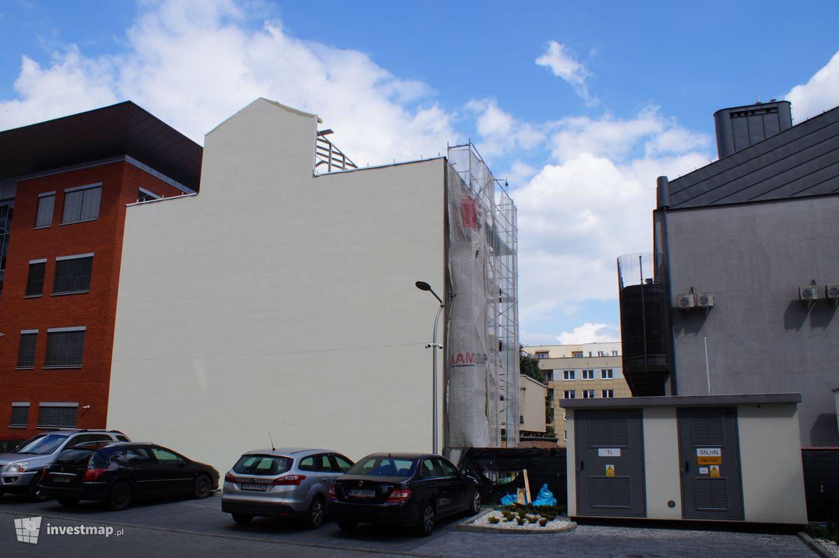 Zdjęcie Biurowiec, ul. Cystersów 11 fot. Damian Daraż