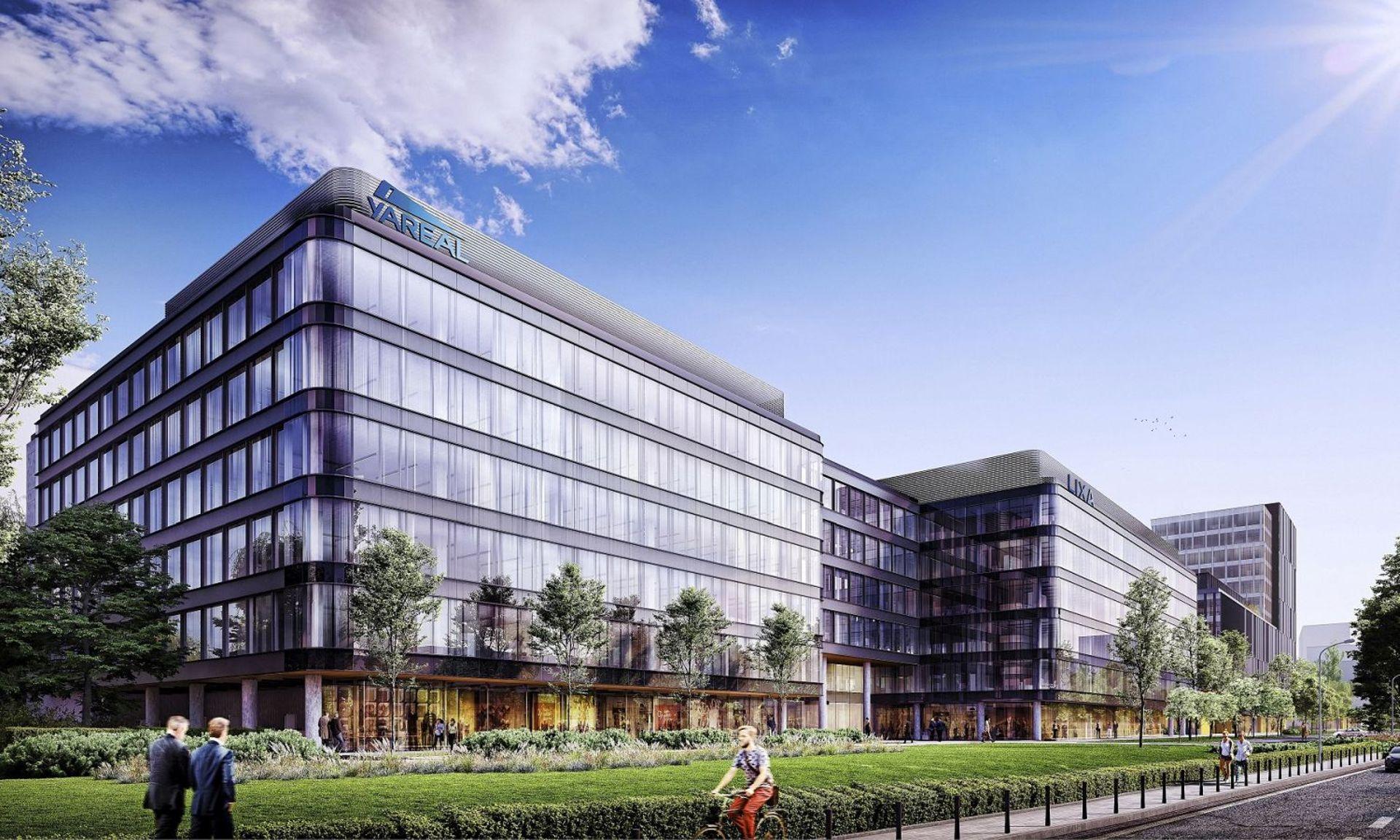 [Warszawa] Biurowiec Lixa na warszawskiej Woli ma pozwolenie na budowę