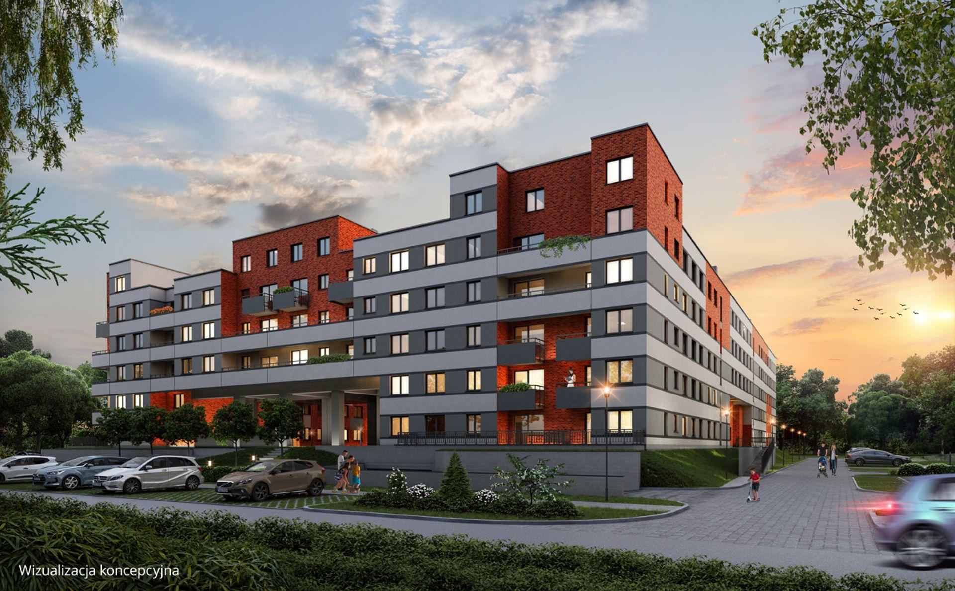 Wrocław: LC Corp ruszył z budową i przedsprzedażą Nowej Racławickiej na Krzykach