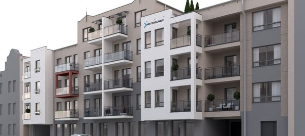 Poznań: Górczyńska – Nest Development stawia na Górczyn. Zbuduje kilkadziesiąt mieszkań [WIZUALIZACJE]