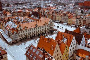 Wrocław na podium rankingu miast, w których żyje się najlepiej w Polsce