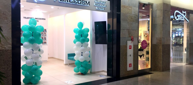 43bbe596a1 Salon telefoniczny w galerii Tęcza w Kaliszu - Kalisz - investmap.pl