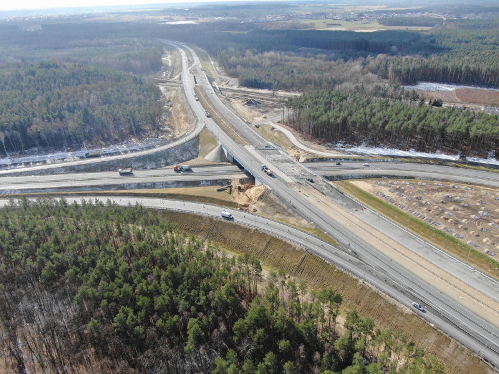 Co słychać na budowie odcinka trasy S3 Polkowice - Lubin?