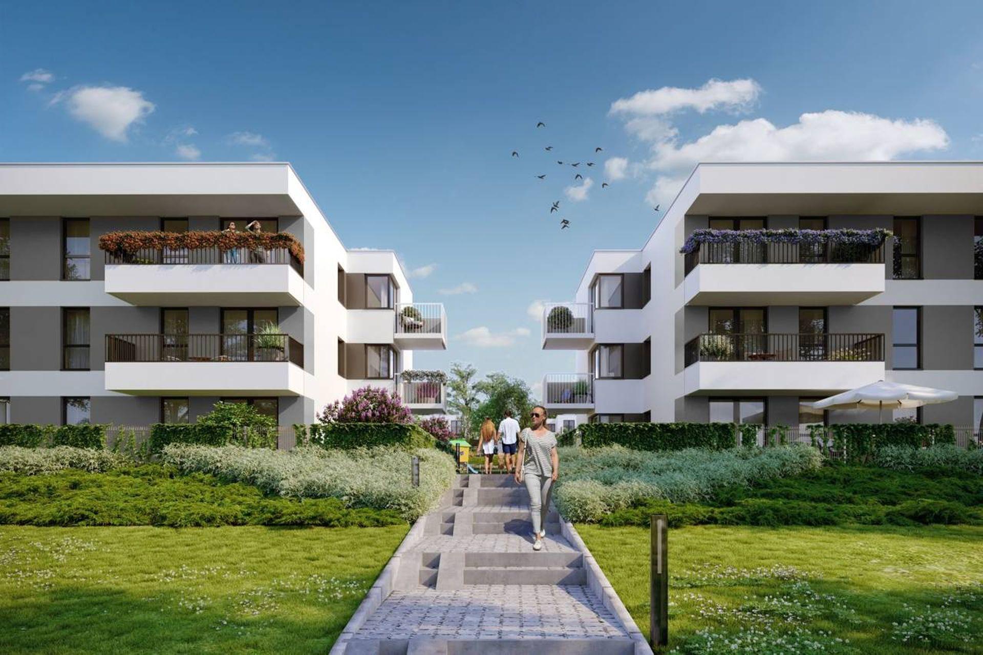 Wrocław: Zielna – Dom Development wchodzi na Psie Pole. Zbuduje ponad sto mieszkań