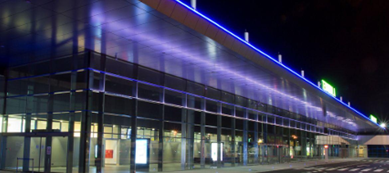 Katowice Airport: otwarcie dwóch
