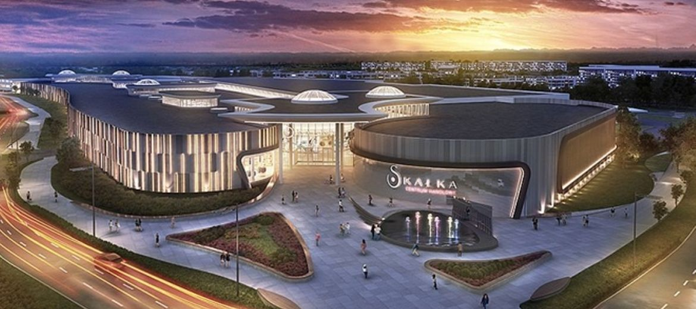 Centrum handlowe Skałka w