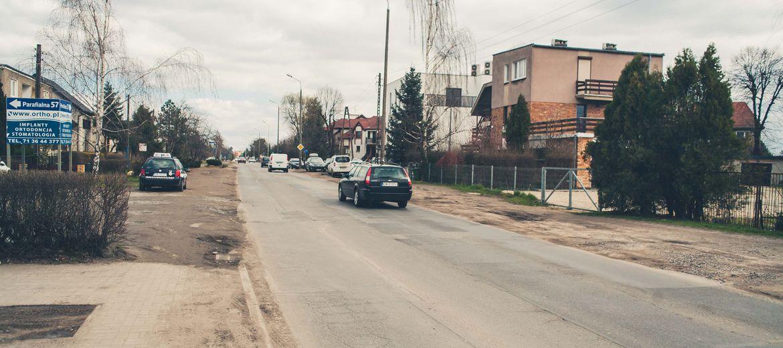Rusza przebudowa Parafialnej. Drzewa