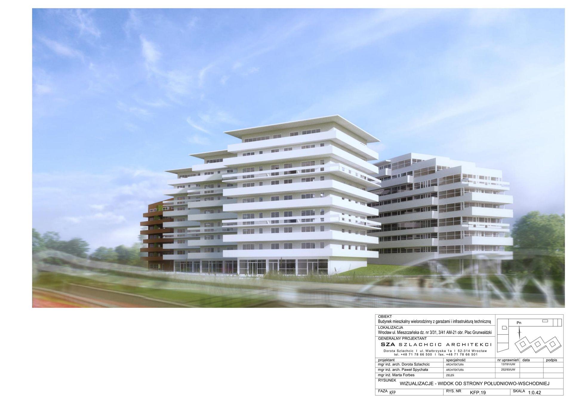 Wrocław: ICG Invest wybuduje na Kępie Mieszczańskiej ponad 300 mieszkań