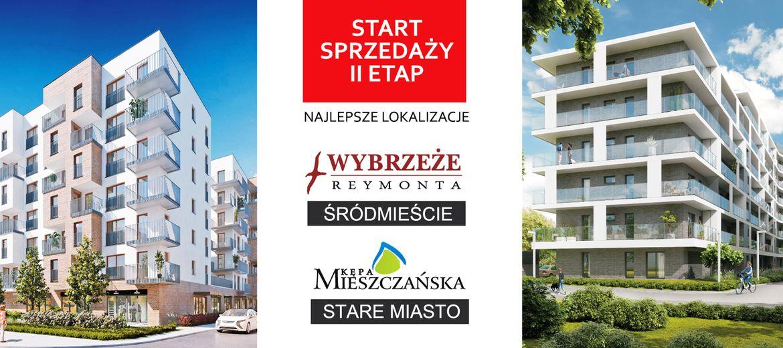 Rusza sprzedaż mieszkań w