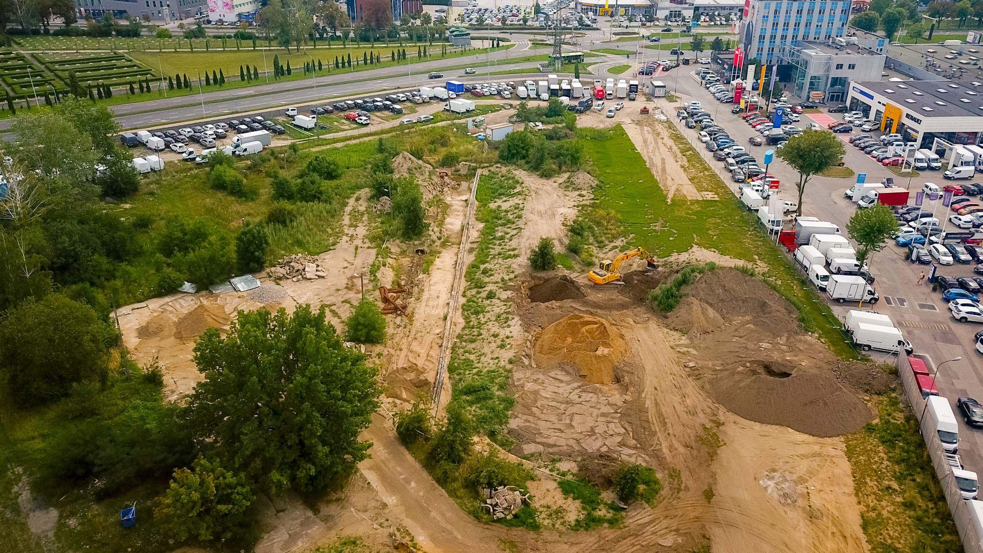 Wrocław: Archicom z pozwoleniem na budowę setek mieszkań przy Karkonoskiej. Mieszkańcy skarżą się wojewodzie